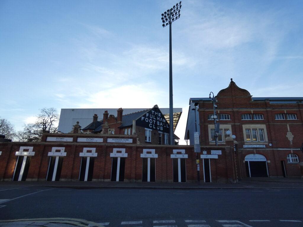 Tickets Fulham FC