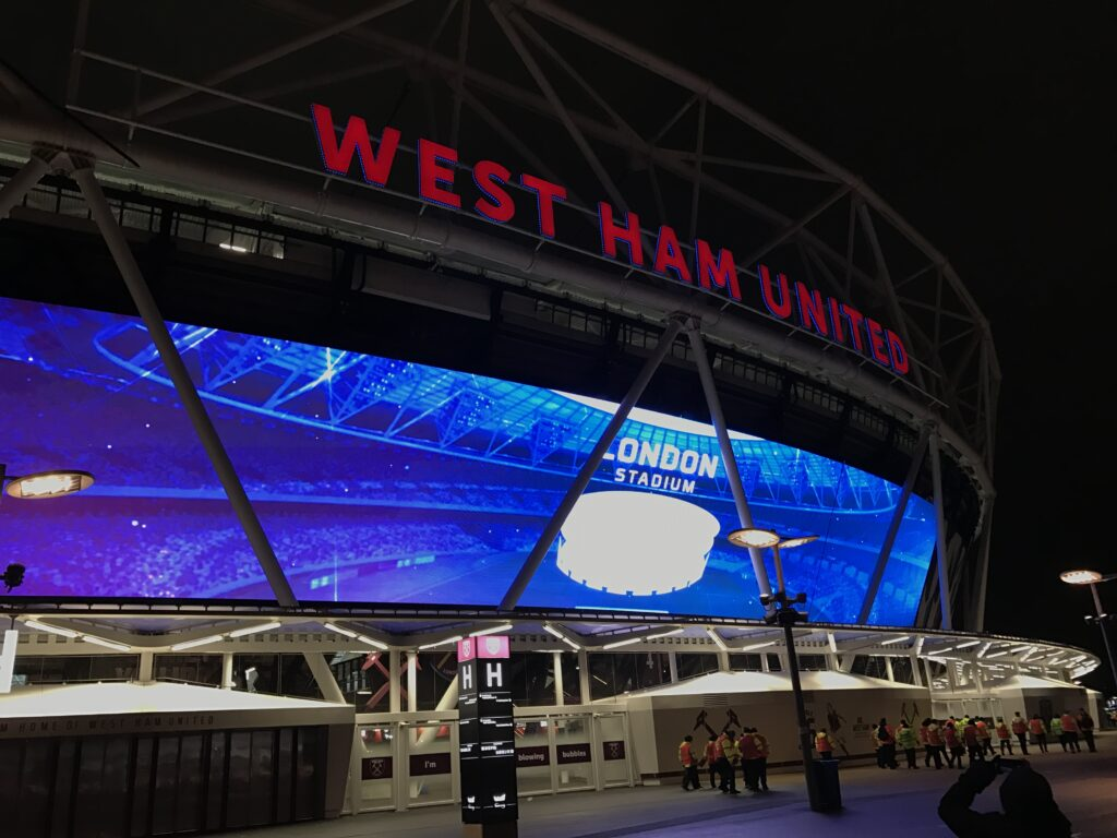 West Ham United FC tickets