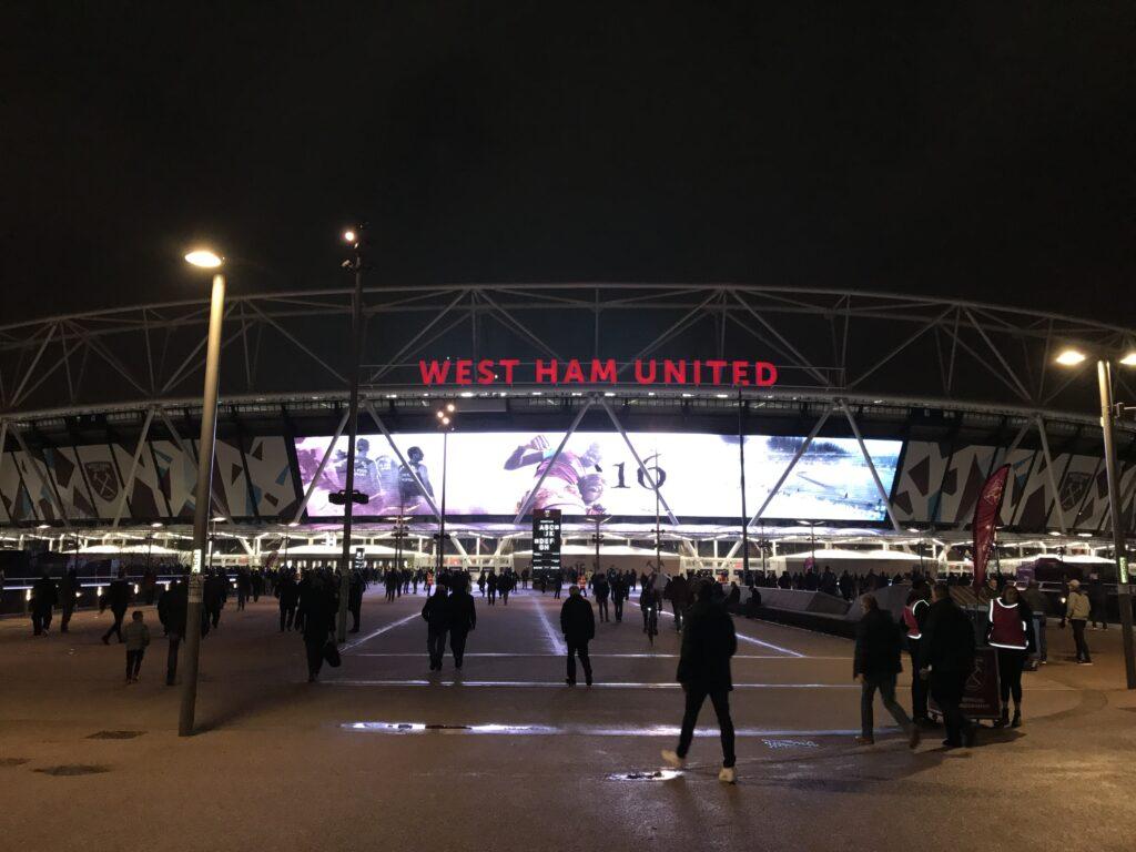 West Ham United kaarten