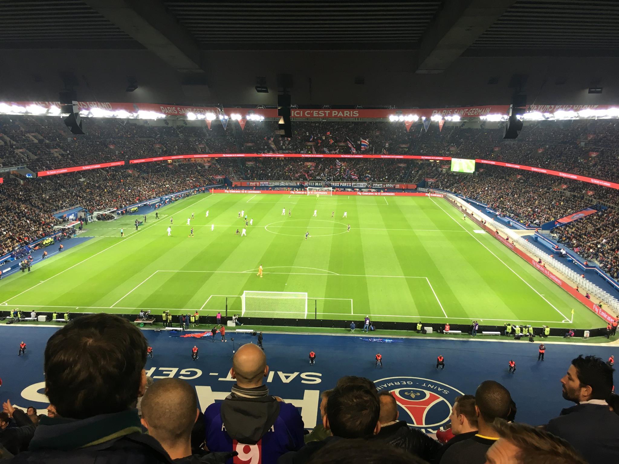 Paris Saint Germain tickets