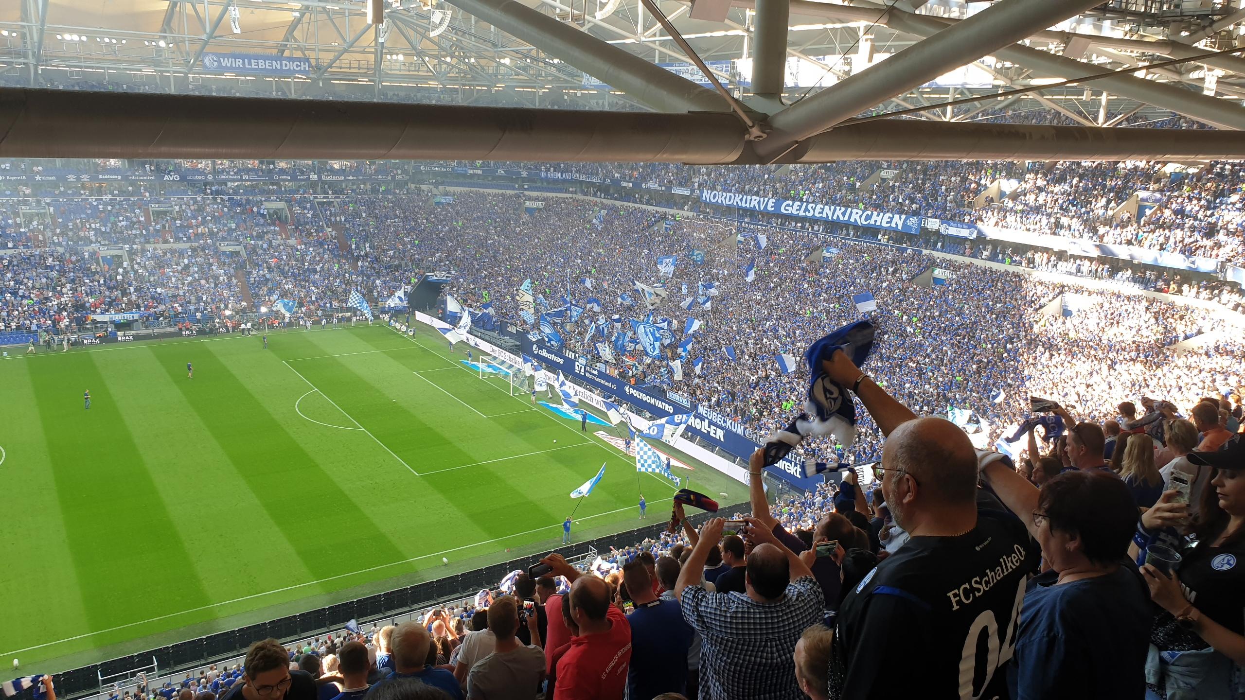 Schalke 04 tickets